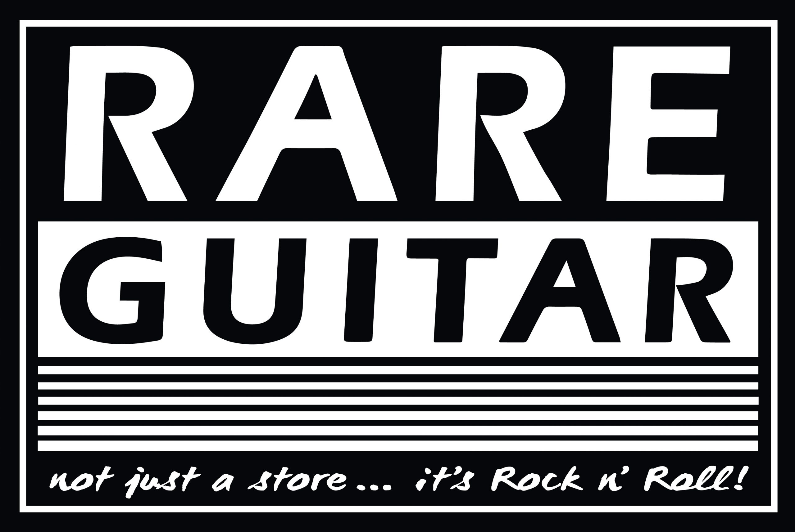 Rare Guitar – not just a store… it's Rock'n'Roll!